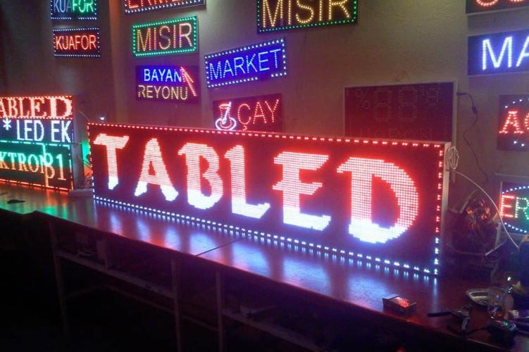 Bảng điện tử Bảng hiệu LED