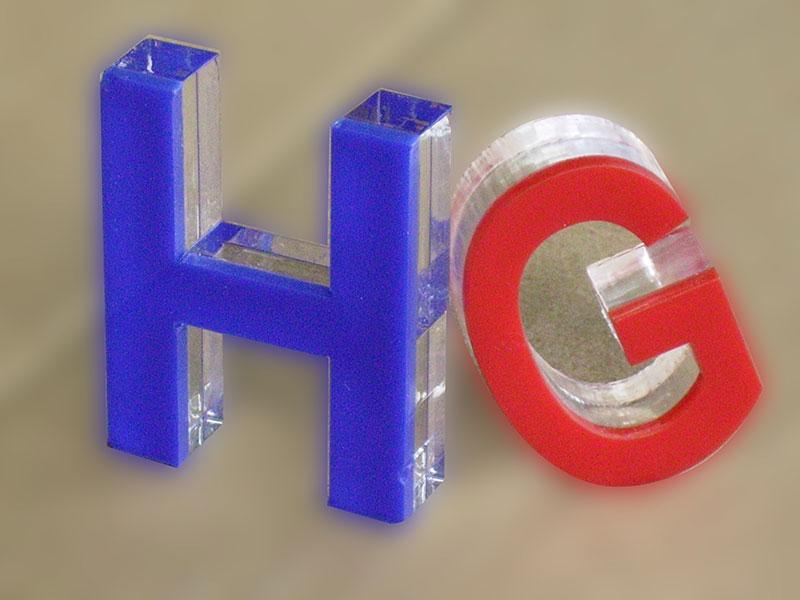 Chữ nổi mica giá rẻ nhất HCM