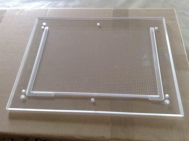 tấm mica dẫn sáng cho hộp đèn siêu mỏng