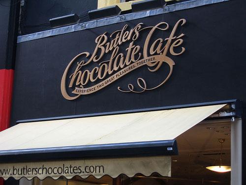 Mẫu bảng hiệu đẹp cho quán cafe