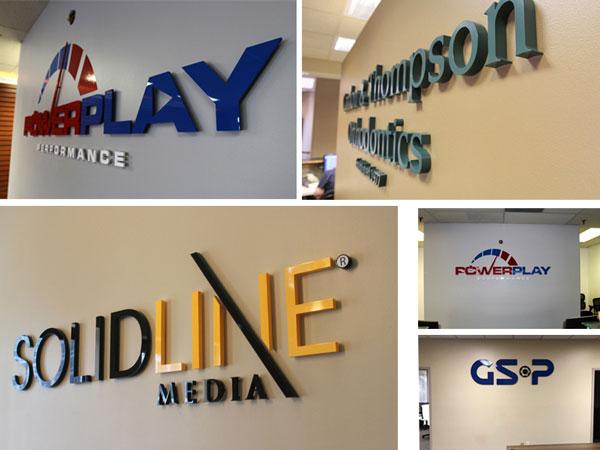 4 mẫu bảng hiệu văn phòng đẹp