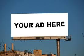bảng hiệu quảng cáo lot tôn