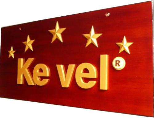 Mẫu bảng hiệu gỗ quảng cáo đẹp