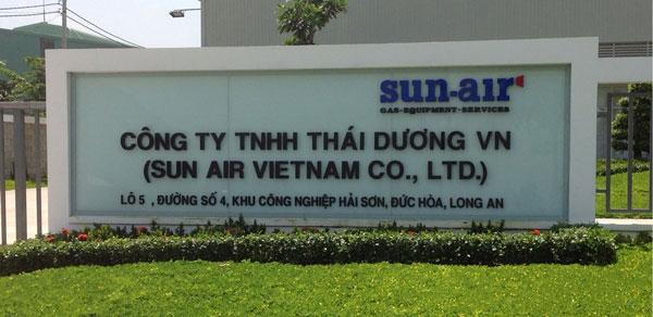 bảng hiệu quảng cáo long an - chữ mica