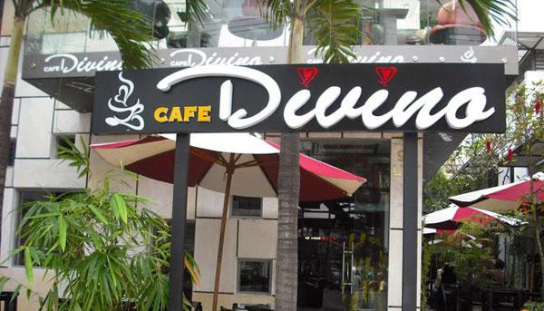 Bảng hiệu quán cafe đẹp hcm