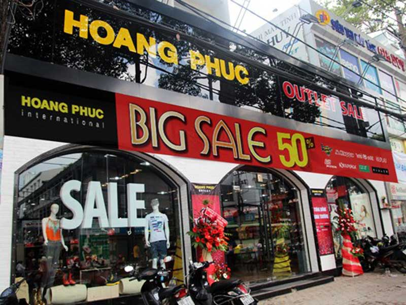 Mẫu bảng hiệu đẹp cho shop thời trang