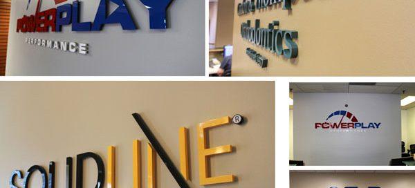 bảng hiệu văn phòng chữ nổi