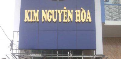 bảng hiệu tiệm vàng đẹp