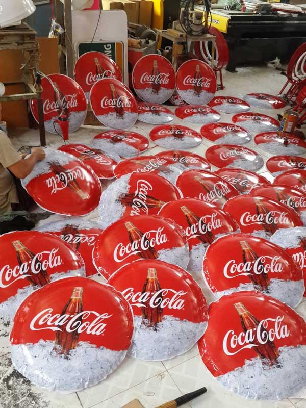 Hộp đèn coca cola