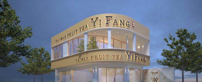 Thiết kế bảng hiệu trà sữa đẹp