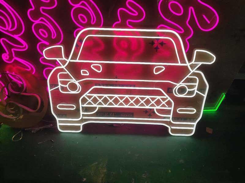 Đèn led neon trang trí quảng cáo
