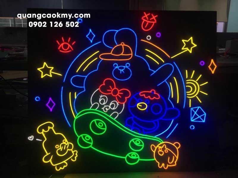 Chuyên làm logo neon-sign